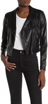 Lola Made In Italy Faux Leather Jacket