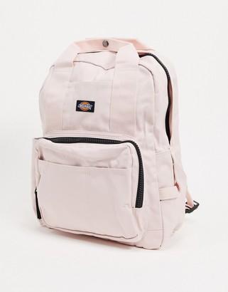Dickies Lisbon backpack in pink