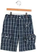 Dolce & Gabbana Boys' Plaid Shorts w/ Tags