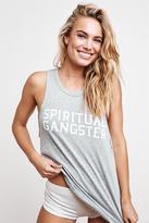 Spiritual Gangster Slouchy Back Tank
