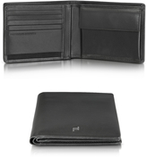 Porsche Design Touch Black Leather H10 Billfold Wallet