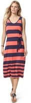 Tommy Hilfiger Final Sale- Striped Midi Dress