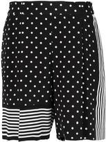 Stella McCartney Zandra shorts - women - Silk/Polyester - 38