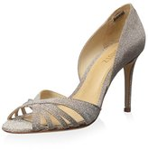 Schutz Women's Open Toe Strappy Evening Pump