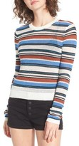 RVCA Women's Polly Stripe Sweater