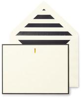 Kate Spade Monogram I Correspondence Cards - Set of 10