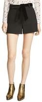 Maje Iparis Belted Shorts