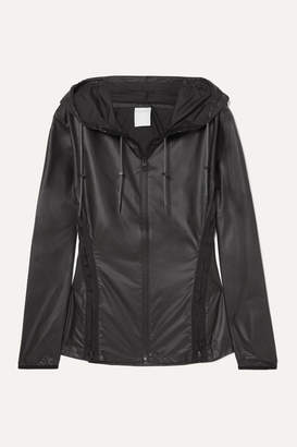Reebok x Victoria Beckham Hooded Shell Jacket - Black