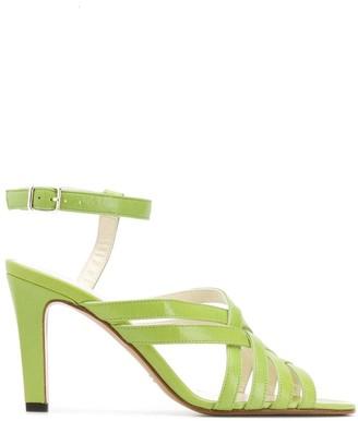 Michel Vivien Chassey 95mm strappy sandals
