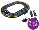 Police Car Case Slot Racing Fun Trackset