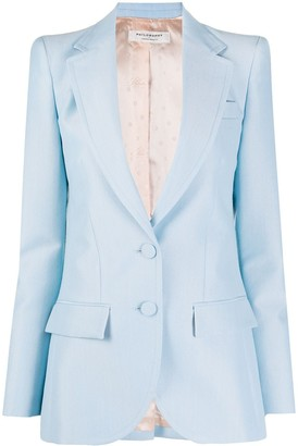 Philosophy di Lorenzo Serafini Single-Breasted Flap Pocket Blazer