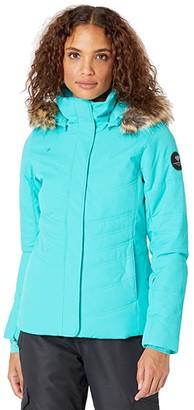 Obermeyer Tuscany II Jacket (Charcoal) Women's Clothing