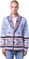 Alanui Icon 3.0 Cashmere Knit Cardigan