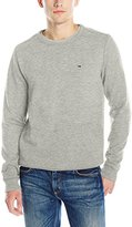 Tommy Hilfiger Men's Original Crew Neck Fleece Sweatshirt