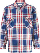 Monkey Time Long Sleeved Check Shirt