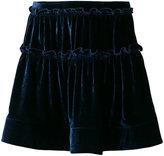 Alberta Ferretti ruffled skirt