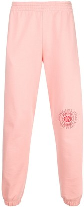 Martine Rose Logo Track Trousers
