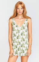 MUMU Ellie Romper ~ Walk the Palm Cruise