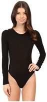 Only Hearts Featherweight Rib Long Sleeve Bodysuit