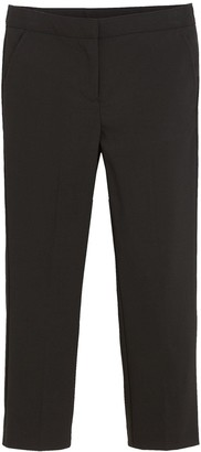 Very Girls 2 Pack Woven School Trousers - Black