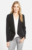 Vince Camuto Women's Double Zip Pocket Blazer