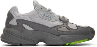 adidas Grey Falcon Sneakers