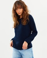 Dorothy Perkins Cable Front Jumper