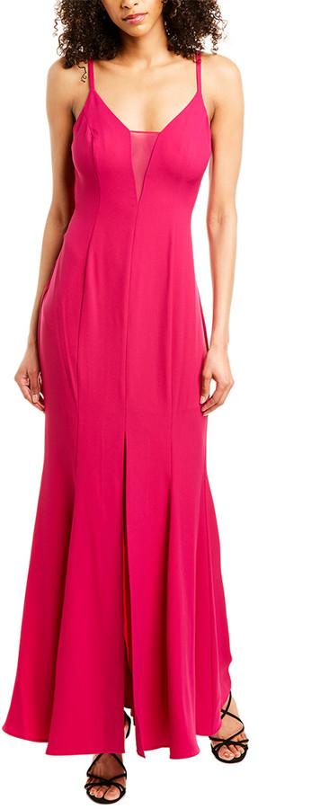 BCBGMAXAZRIA Eve Maxi Dress