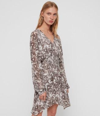 AllSaints Nichola Rosa Dress