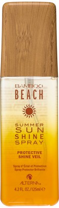 ALTERNA Haircare Bamboo Beach Summer Sunshine Spray Protective Shine Veil