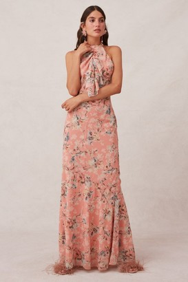 Keepsake UNRAVEL GOWN peony lily
