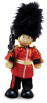 Le Toy Van Budkins Royal Guard James Figurine