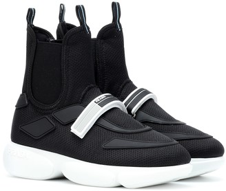 Prada Cloudbust high top sneakers