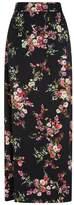 Dolce & Gabbana Floral Print Maxi Skirt