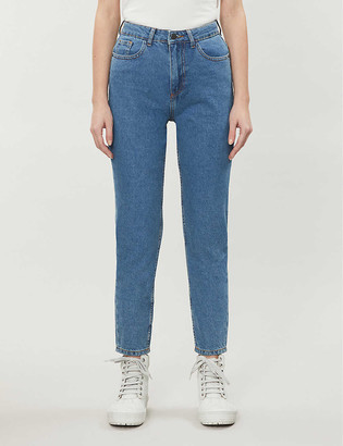 Noisy May Donna high-rise denim jeans