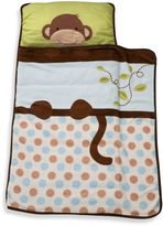 Lambs & Ivy Monkey Nap Mat in Brown