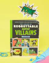 Books The Legion Of Regrettable Supervillains Book