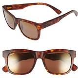 Maui Jim Women's 'Snapback' 53Mm Sunglasses - Green Stripe/ Maui Ht