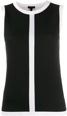 Escada Dropped Waist Dress