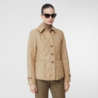 Burberry Diamond Quited Thermoreguated Jacket
