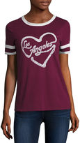 Arizona Short-Sleeve Ringer Tee - Juniors