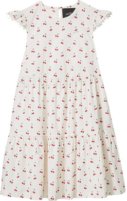 Marc Jacobs Cherry Print Dress