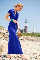 Shabby Apple Elizabeth Islands Dress Blue