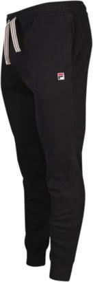 Fila Visconti Jogger Pants - Black - Fleece