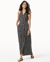 Soma Intimates V-Neck Sleeveless Maxi Dress