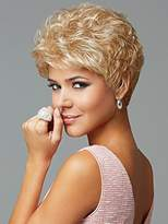 Hairdo. by Jessica Simpson & Ken Paves Gabor Acclaim Short Layered Large Size Comfort Cap Wig