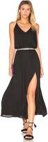 Krisa X Back Midi Dress