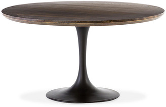 """One Kings Lane Ray 55"""" Dining Table - English Brown"""