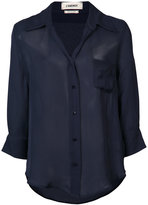 L'Agence casual shirt - women - Silk - S