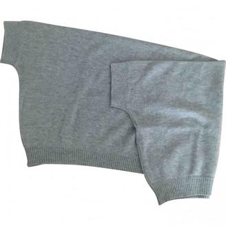 Vanessa Bruno Grey Cashmere Knitwear for Women
